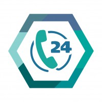 24-Hour  Support